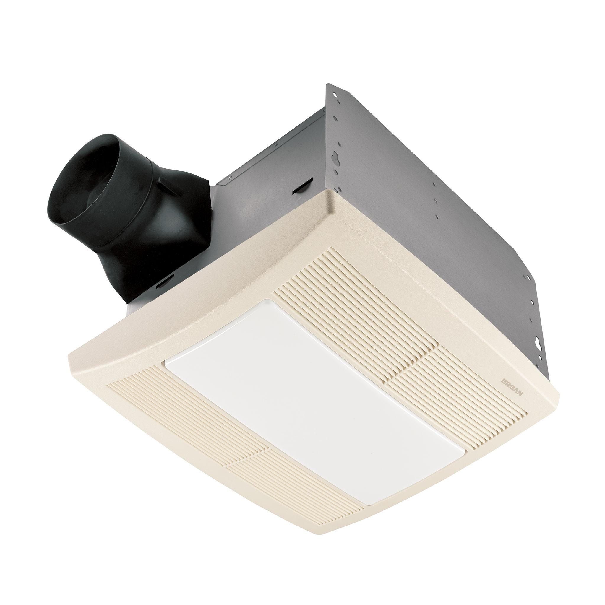 quiet bathroom exhaust fans with light broan qtr080l ventilation fan and light bathroom fans 25698