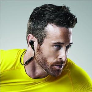Jabra Sport Pulse Wireless Bluetooth Stereo Headset