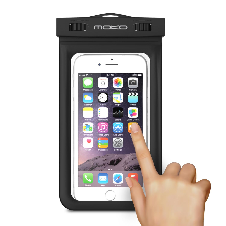 universal waterproof case moko dry bag pouch. Black Bedroom Furniture Sets. Home Design Ideas