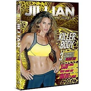 Amazon Com Jillian Michaels Killer Body Jillian Michaels