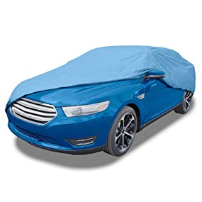 Amazon.com: Budge Duro Car Cover Fits Sedans up to 200 inches, D-3 ...
