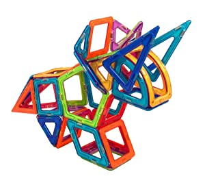 Magformers dinosaur magnet toy