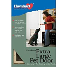 Havahart Extra Large Aluminum Dog Door