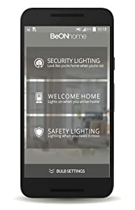 BeON Home Protection System, Set of Three Bulbs 10