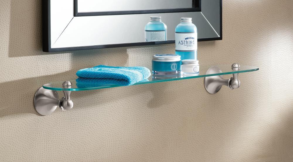 Moen Dn7790bn Lounge Bathroom Vanity Shelf