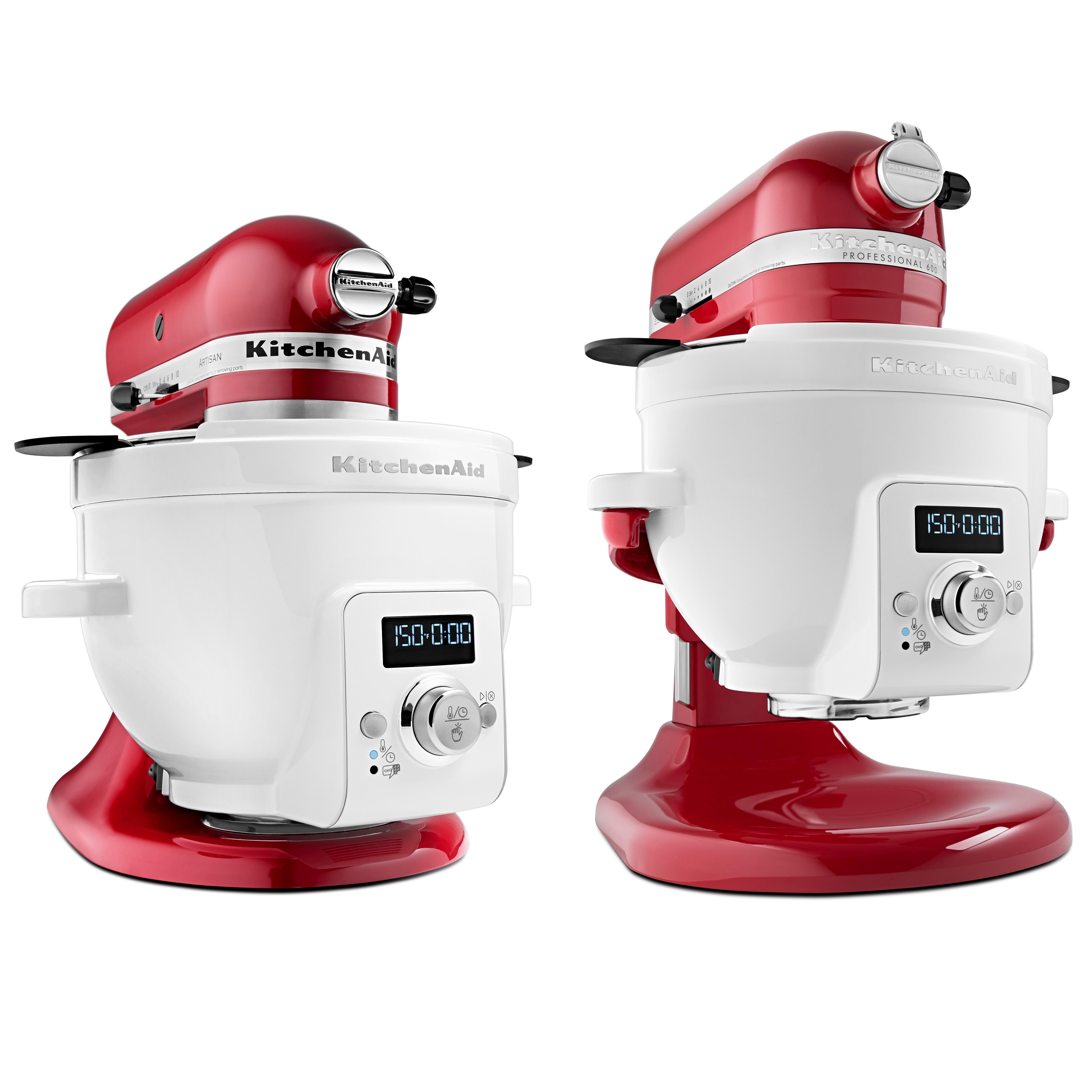 Amazon Com Kitchenaid Ksm1cbt Precise Heat Mixing Bowl