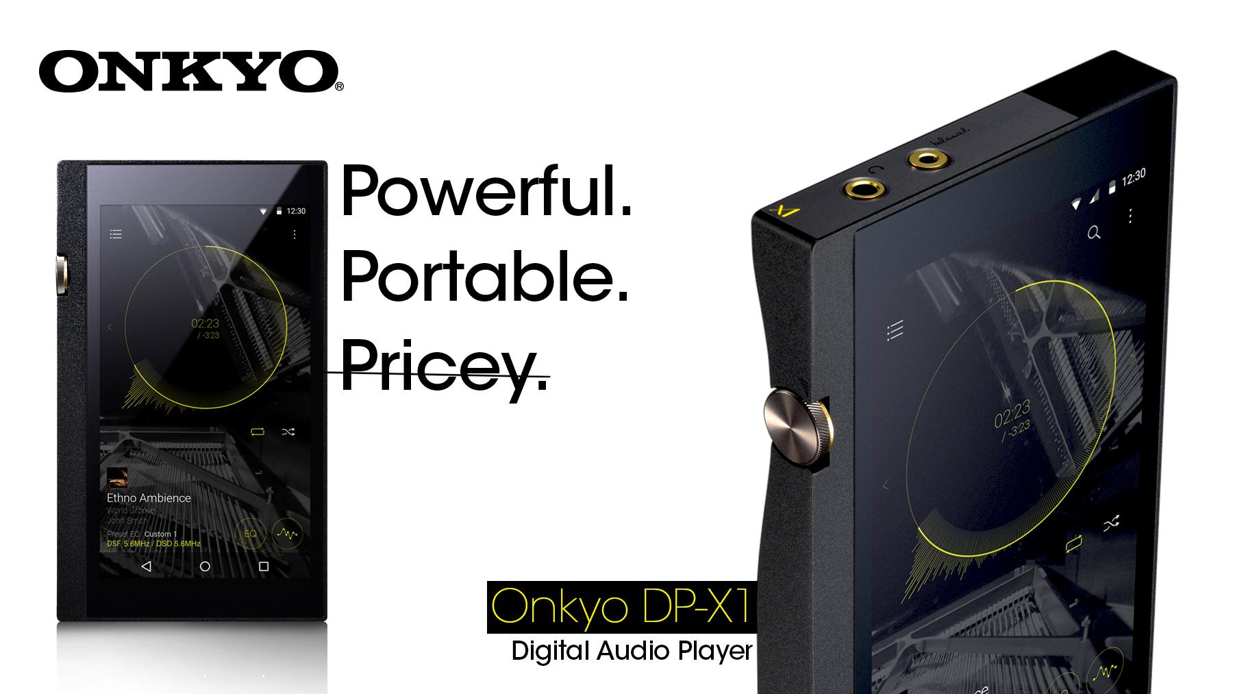 Onkyo DP-X1 Digital Audio Player