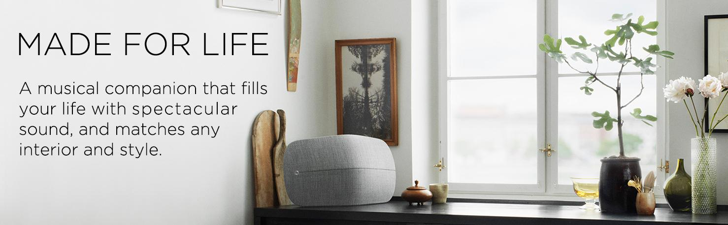 Amazon.com: B&O PLAY by Bang & Olufsen Beoplay A6 Music System ... on