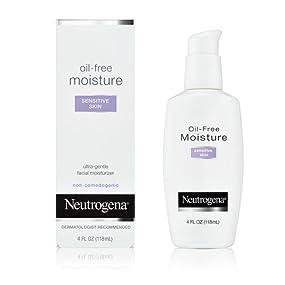 Neutrogena Oil-Free Moisture for Sensitive Skin