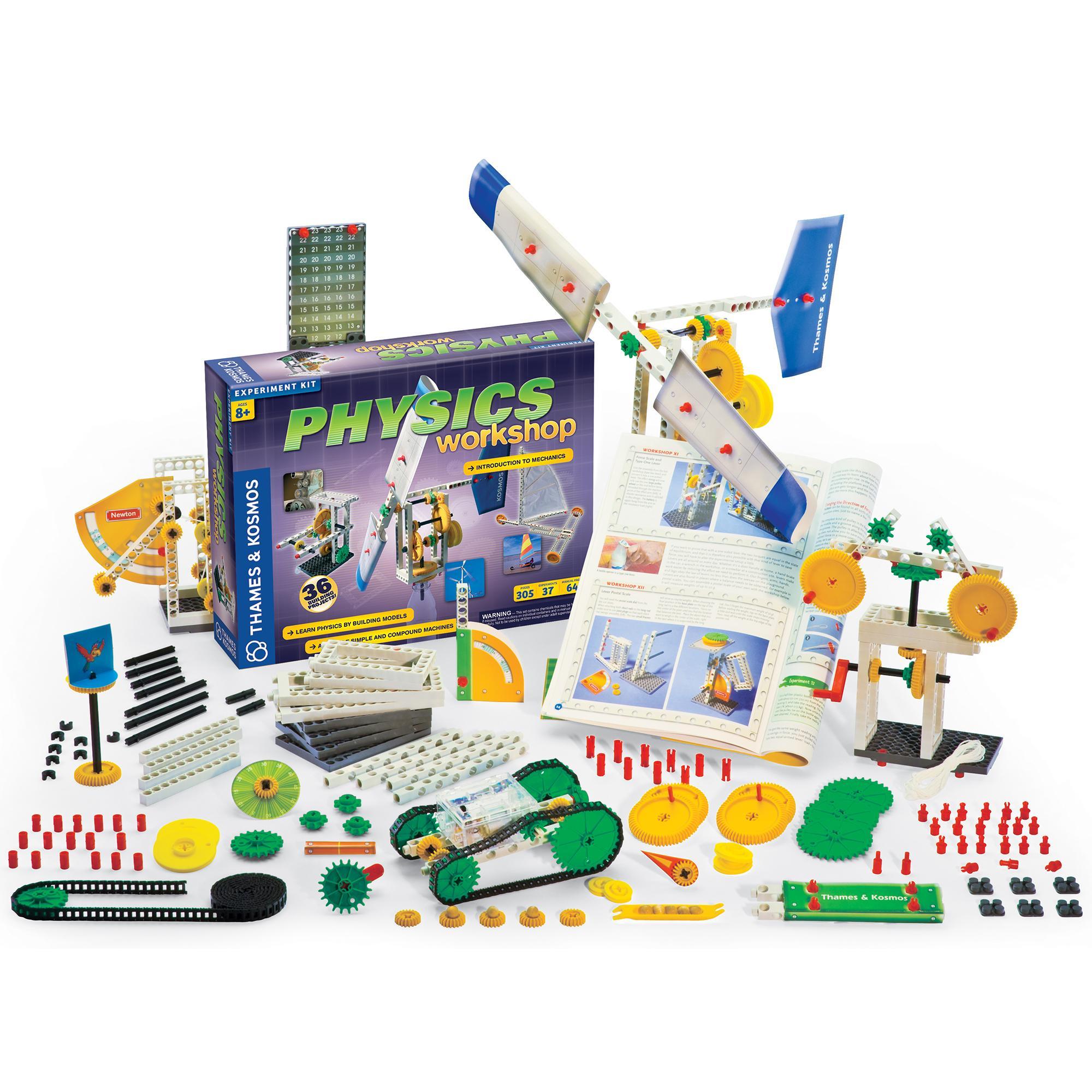 Toys For School : Amazon thames kosmos physics workshop toys games