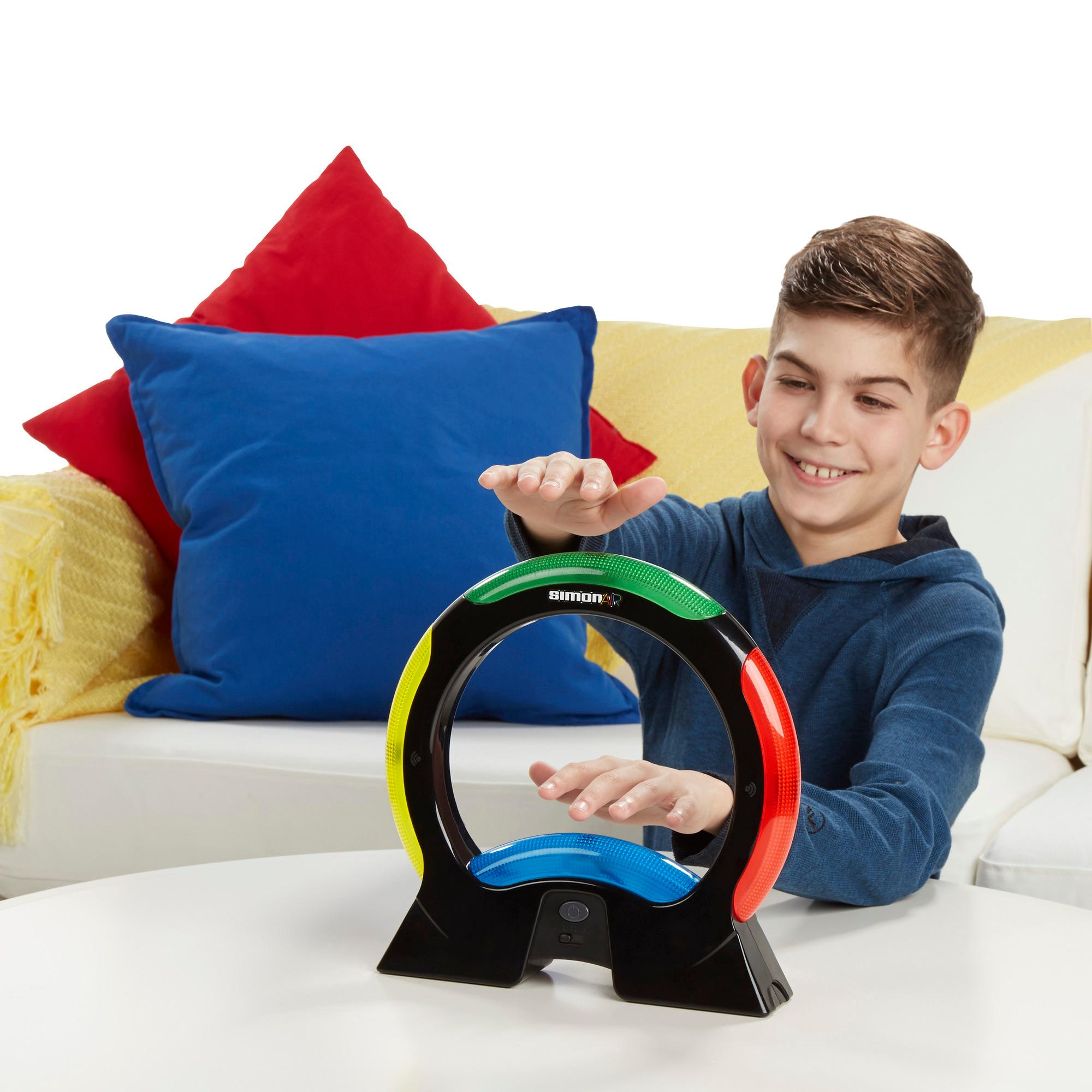 Toys For Boys 15 Years And Up : Amazon hasbro simon air game touchless technology