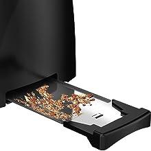 Amazon Com Black Decker 4 Slice Toaster Extra Wide