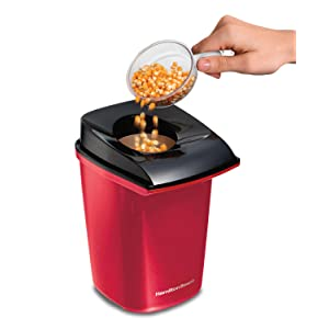 Máquina de hacer popper aire popcorners caliente whirley presto máquinas nostalgia comercial pop corn kit