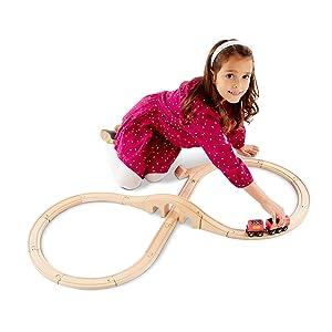railroad, railway, Thomas the Tank Engine, toy for 3 year old boys, tracks, engineer