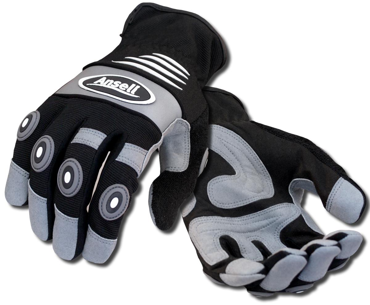 Motorcycle gloves palm protection - View Larger