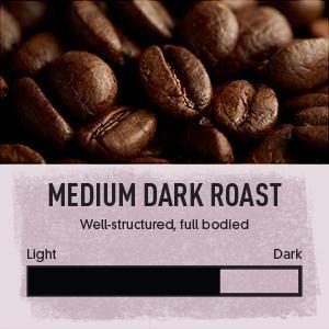Espresso Roast Coffee, Medium Dark Roast