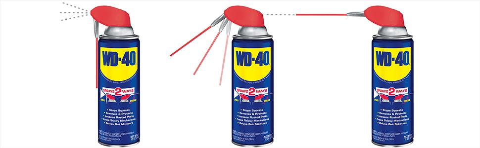 wd 40 multi use product with smart straw sprays 2 ways 8 oz industrial scientific. Black Bedroom Furniture Sets. Home Design Ideas