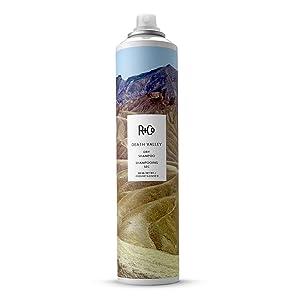 Amazon.com: R+Co Badlands Dry Shampoo Paste, 2.2 oz: R+Co