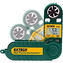 Extech 45158, Thermo-Anemometer, durable, compact, mini