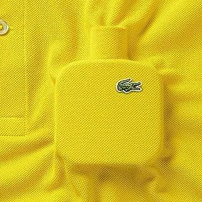 best cologne perfume fragrance for men Eau de Lacoste L.12.12 jaune optimistic fresh smell scent