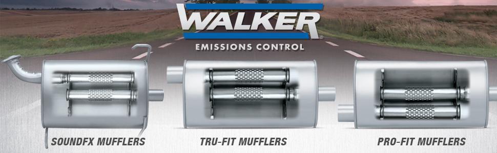 Walker 18344 SoundFX Muffler
