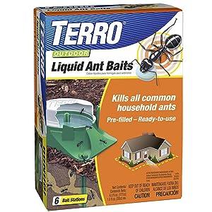 TERRO Outdoor Liquid Ant Baits