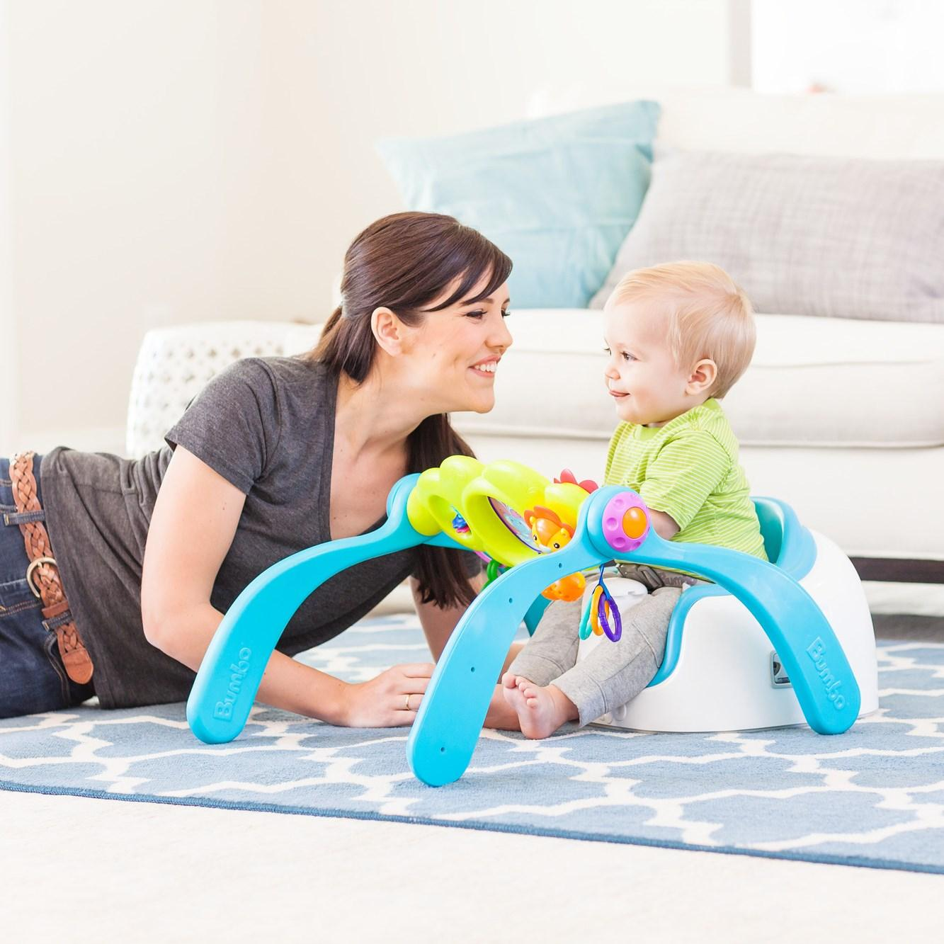Amazon Com Bumbo Stages Safari Adjustable Play Center Baby