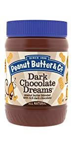 Dark Chocolate Dreams peanut butter