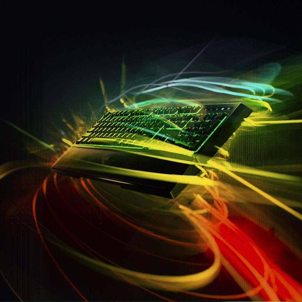 Razer Ornata Chroma Membrane Gaming Keyboard Black Rz03