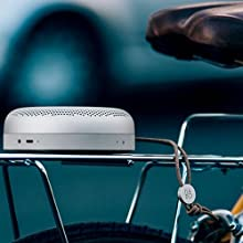 Beoplay, portable audio, bluetooth, speaker, portable, durable, on the go, wireless speaker