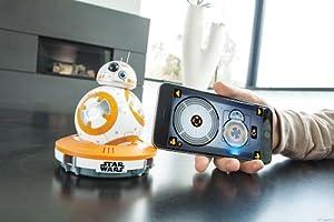 BB8 Star Wars juguete - juguete robot controlado a distancia