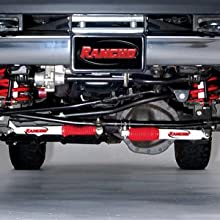 Rancho Shocks Rs5000 >> Amazon.com: Rancho RS98510 Steering Stabilizer Kit: Automotive