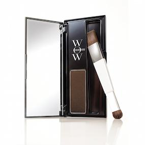 root touch up, root cover up, root concealer, brown, roots