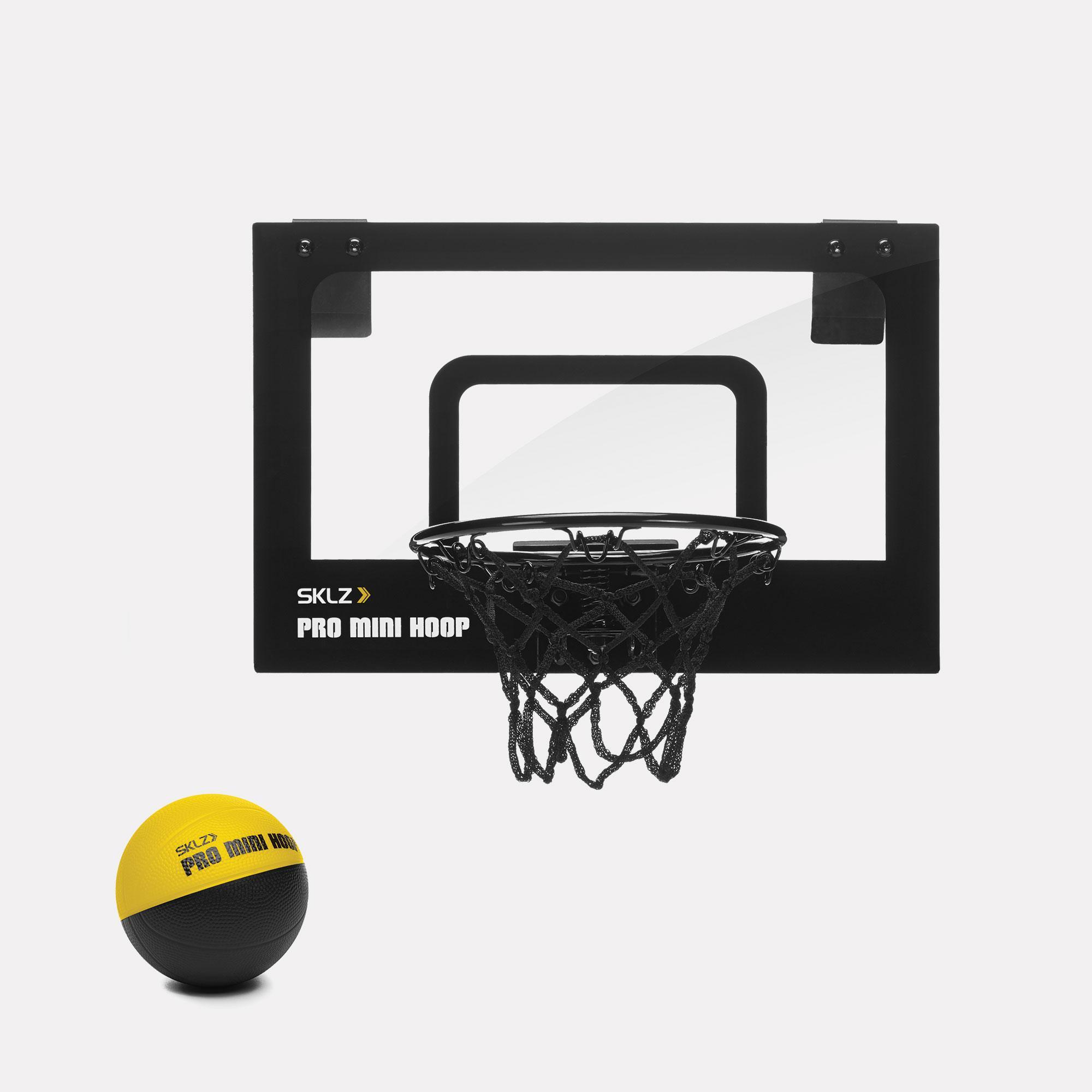 Amazon Com Sklz Pro Mini Micro Hoop W Foam Ball