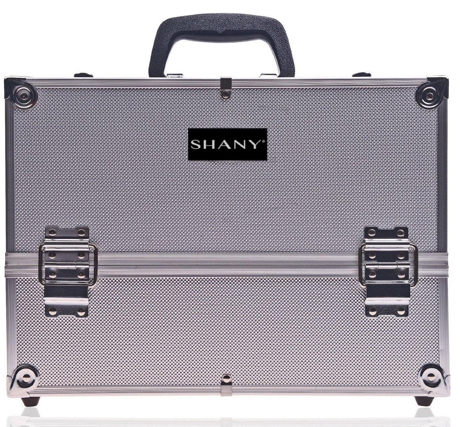 Amazon.com : SHANY Essential Pro Makeup Train Case with ...