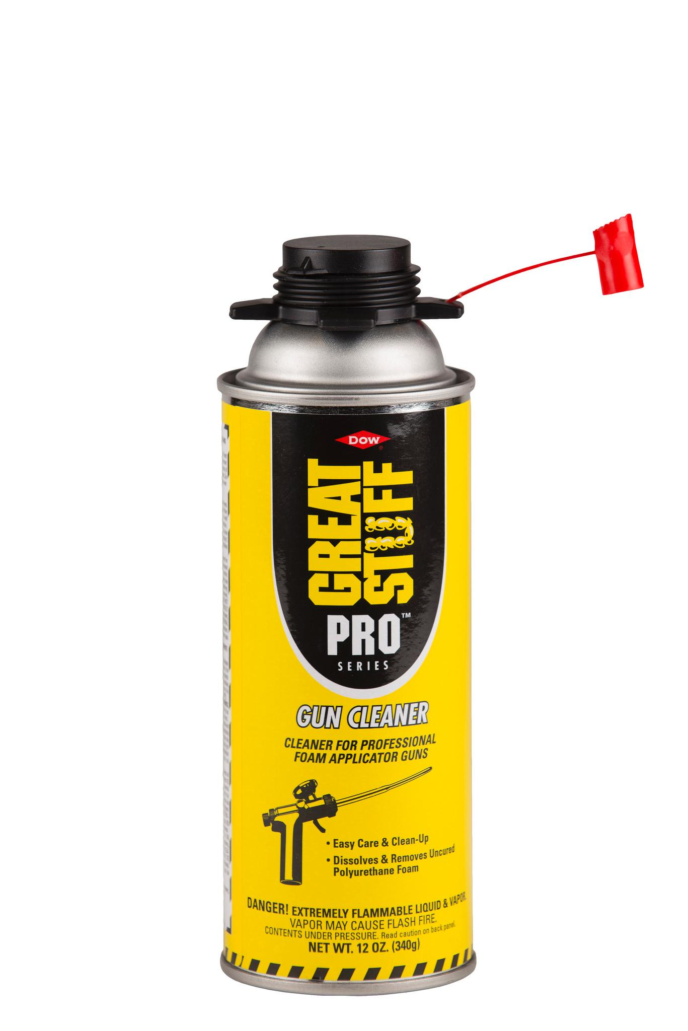 GREAT STUFF PRO Dispensing Gun Cleaner, 12oz