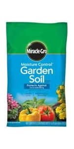 Miracle Gro Organic Choice Garden Soil 1 5 Cubic Feet Not Sold In Ca