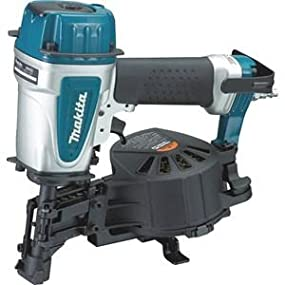 Makita An453 1 3 4 Inch Roofing Coil Nailer Power