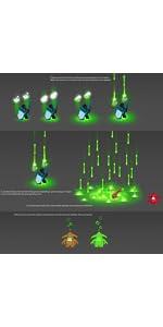 lego nexo knights arrow strike ability