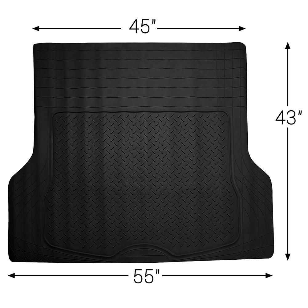 Rubber floor mats for dogs - View Larger