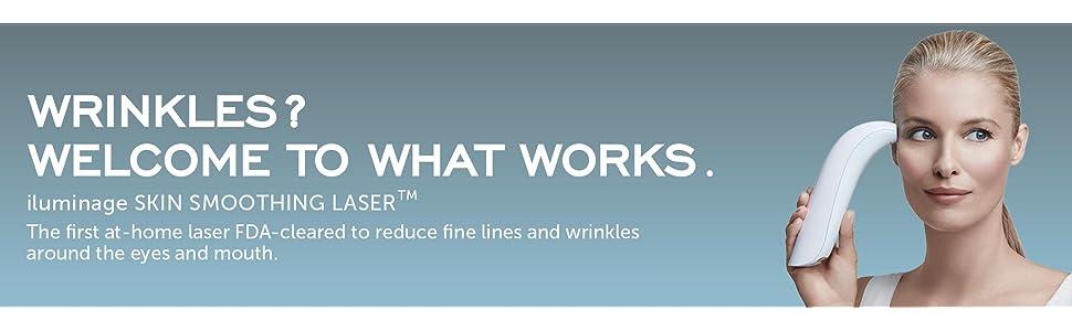 laser, iluminage, skin, beauty, antiaging, anti-aging, revujenation, rejuvanting, tria, smoothing