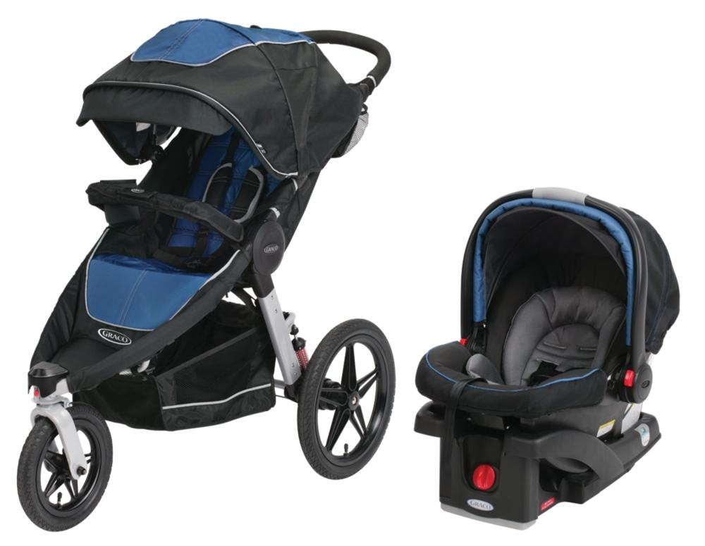 Amazon Com Graco Relay Travel System Or Snugride Click