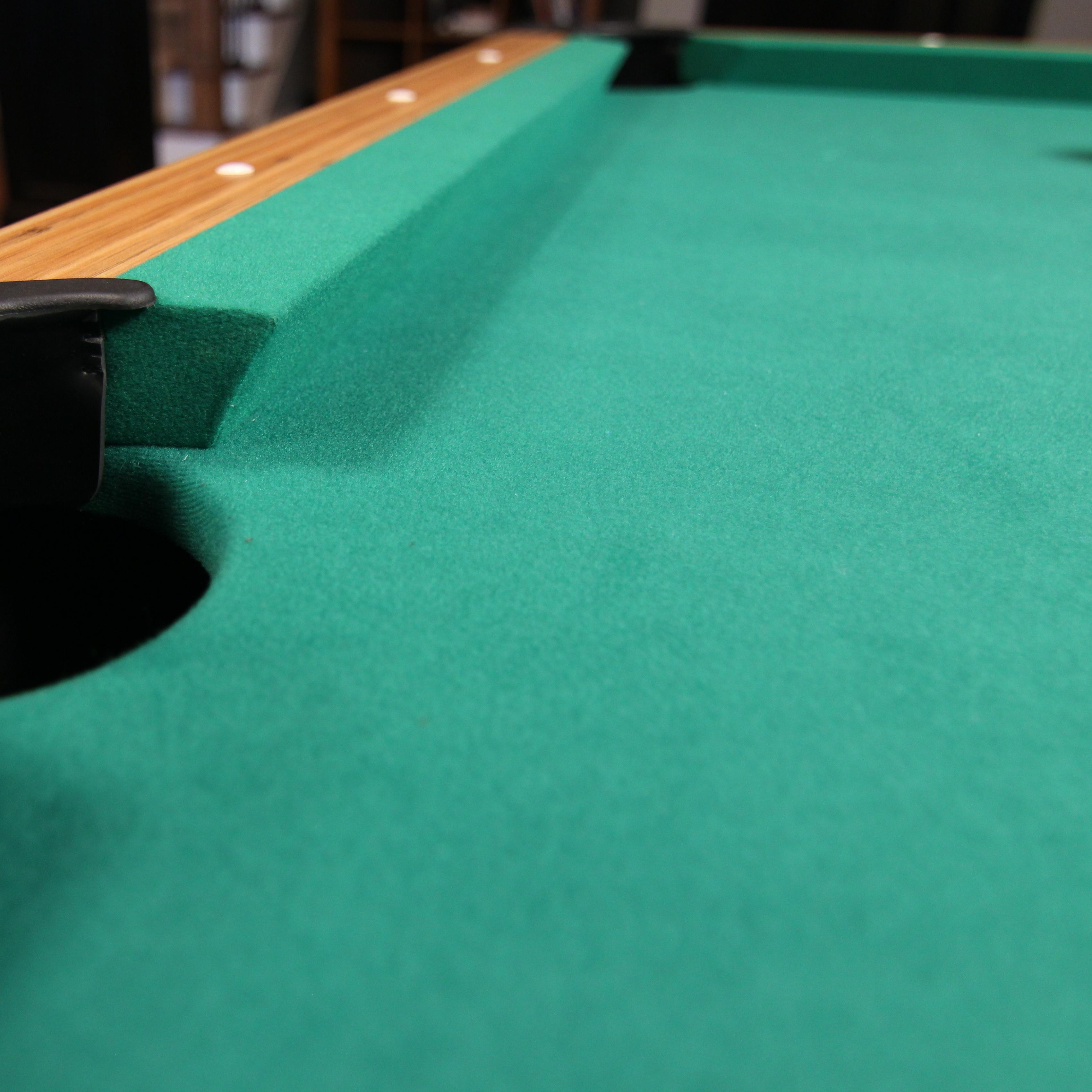 Mizerak dynasty space saver 6 5 39 billiard - Space needed for pool table ...