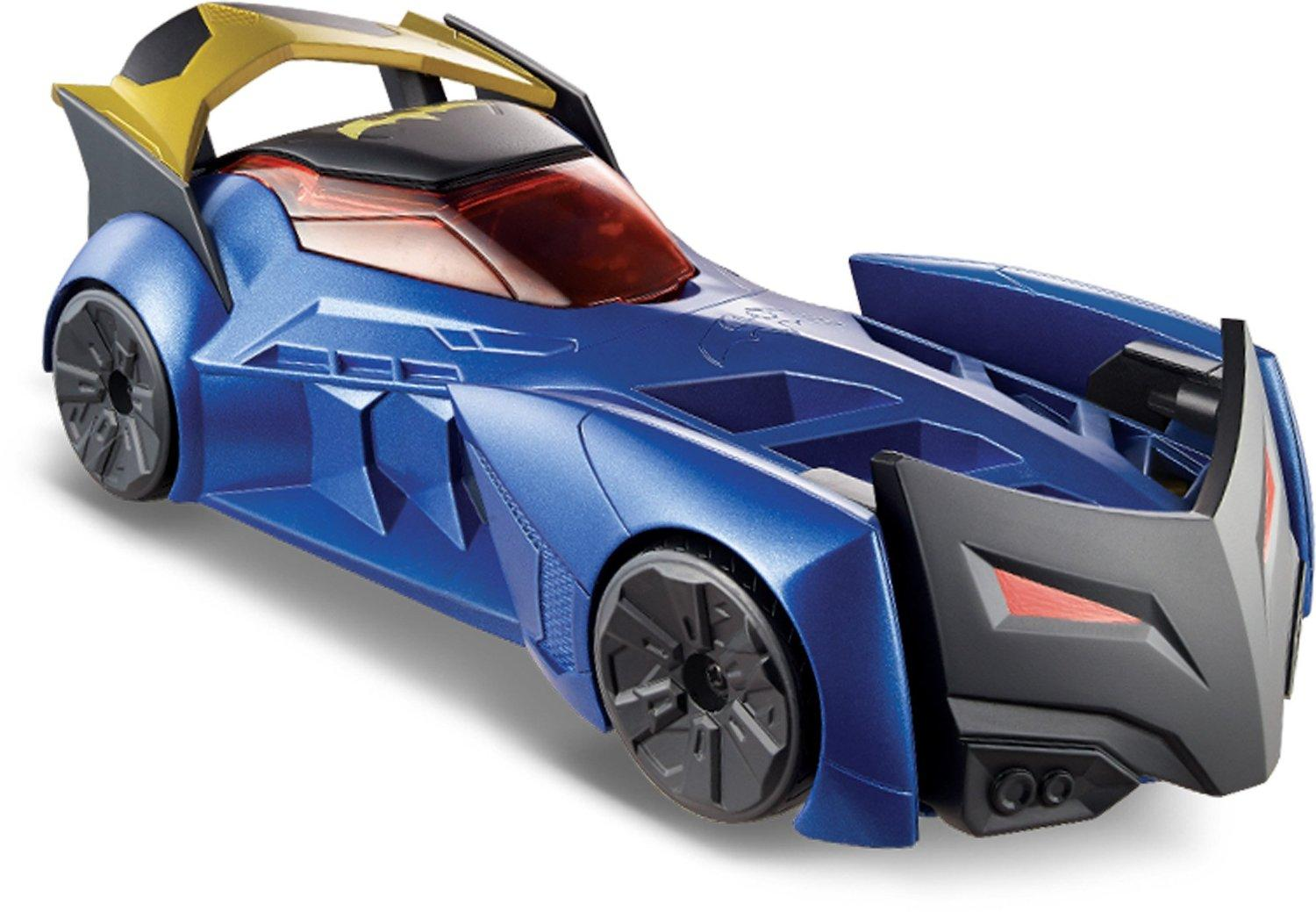 Amazon.com: Batman Unlimited: Capture Claw Batmobile: Toys ...
