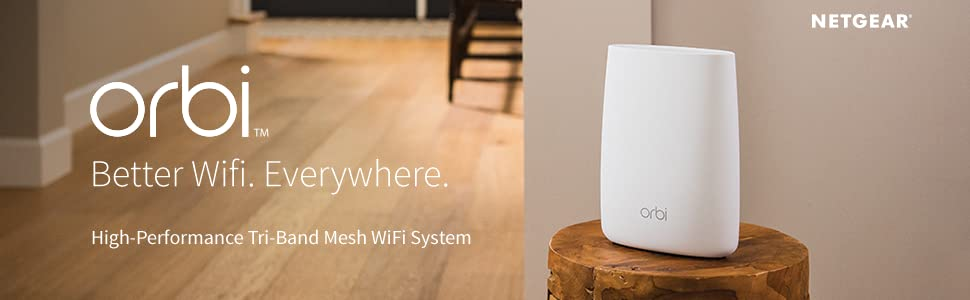 Orbi, wifi system, tri band router, best mesh network, mesh network, whole home wifi