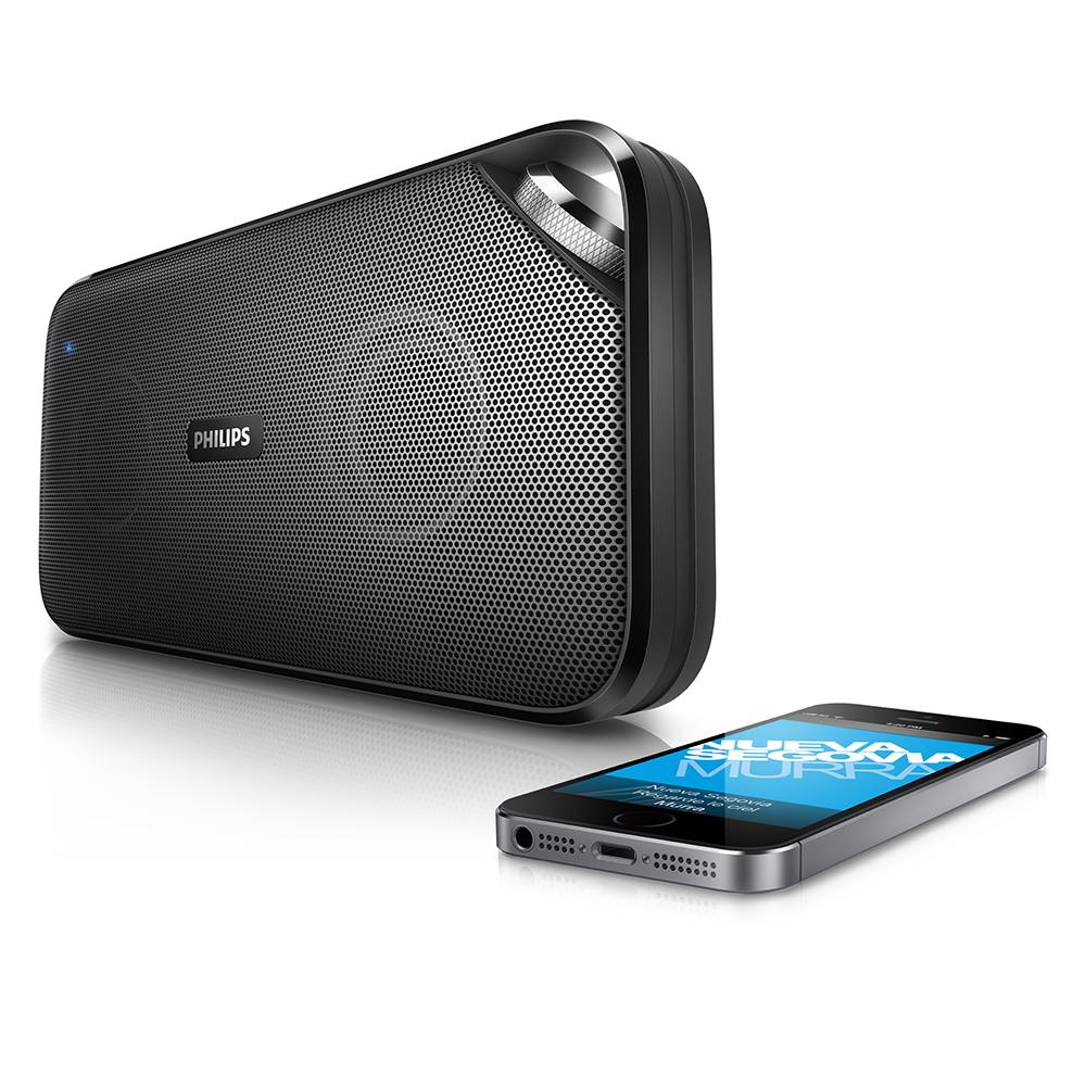 Philips Bluetooth Speaker Portable: Amazon.com: Philips BT3500B/37 Wireless Portable Bluetooth Speaker: Home Audio & Theater
