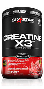 CreatineX3