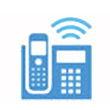 how to get cordless phone connected to phone system