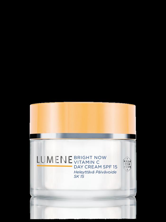 lumene day cream vitamin c
