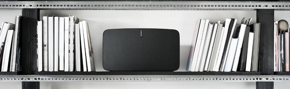 The Sonos PLAY:5 / The ultimate smart speaker for today's streaming universe.